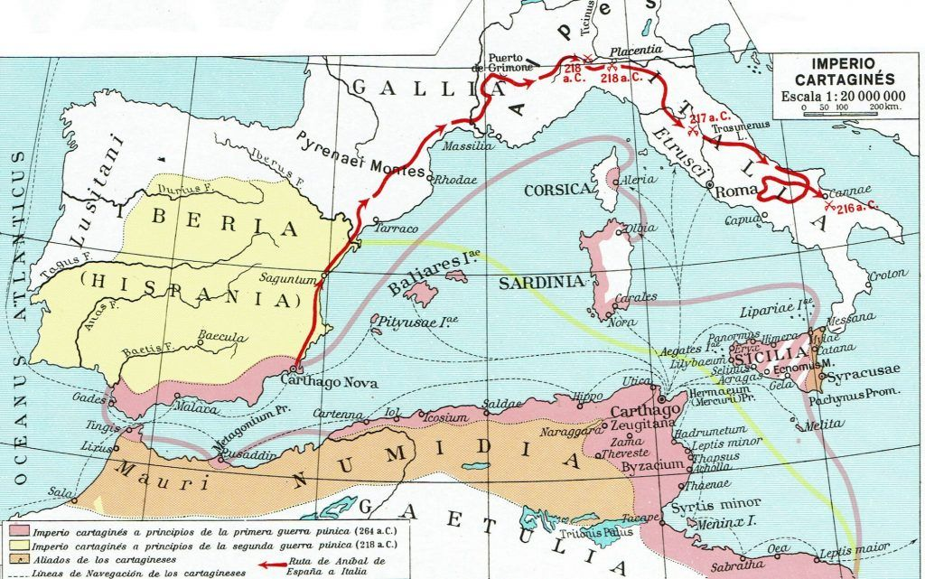 Carthage in the 2nd Punic War