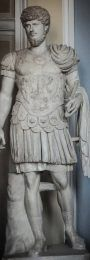 Coemperor Lucius Verus (He governed several years together with Marcus Aurelius)
