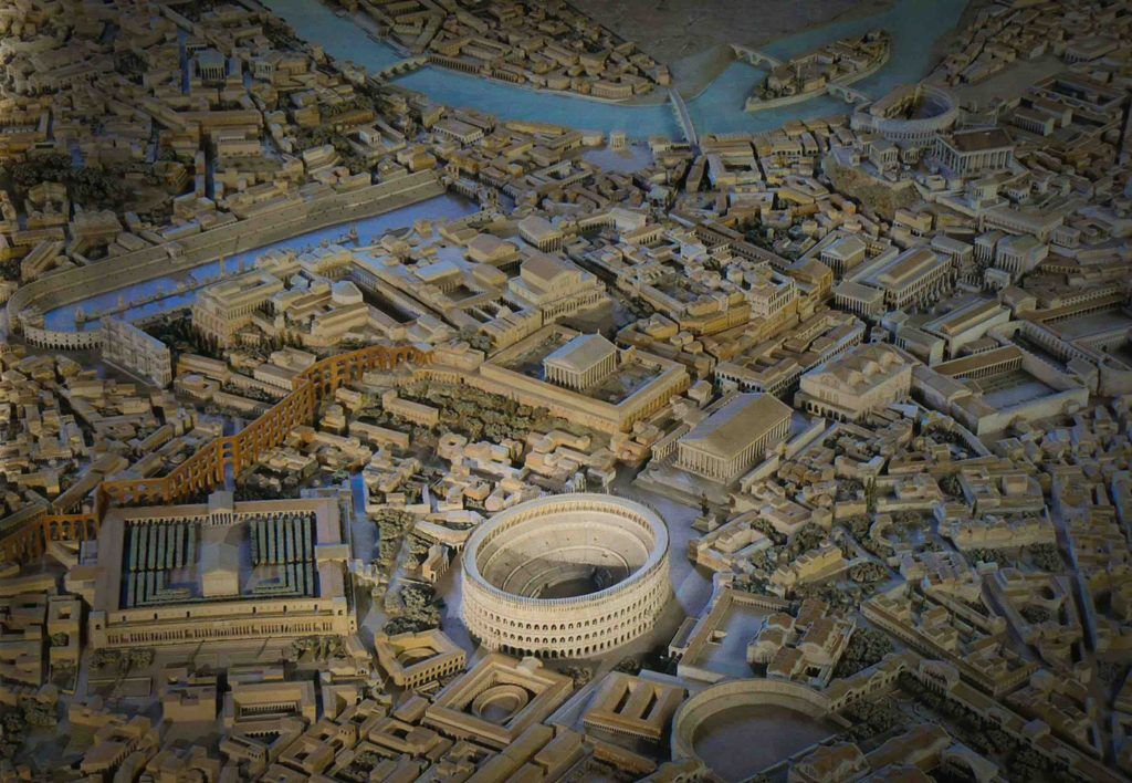 Model of Imperial Rome